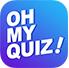 Oh My Quizz - Application de divertissement